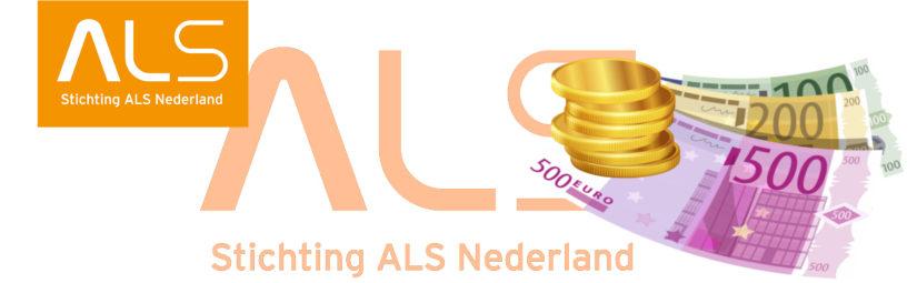 Donatie stichting ALS Nederland